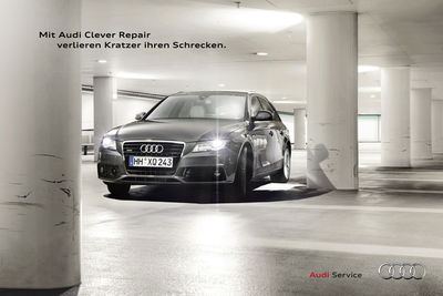 FRITHJOF OHM for AUDI