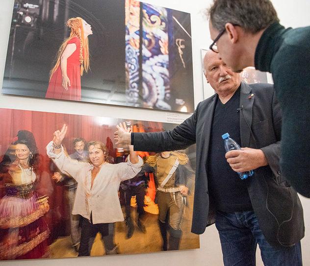 EDITION LAMMERHUBER presents Lois Lammerhuber´s Gesamtkunstwerk – Wiener Staatsoper [Backstage]