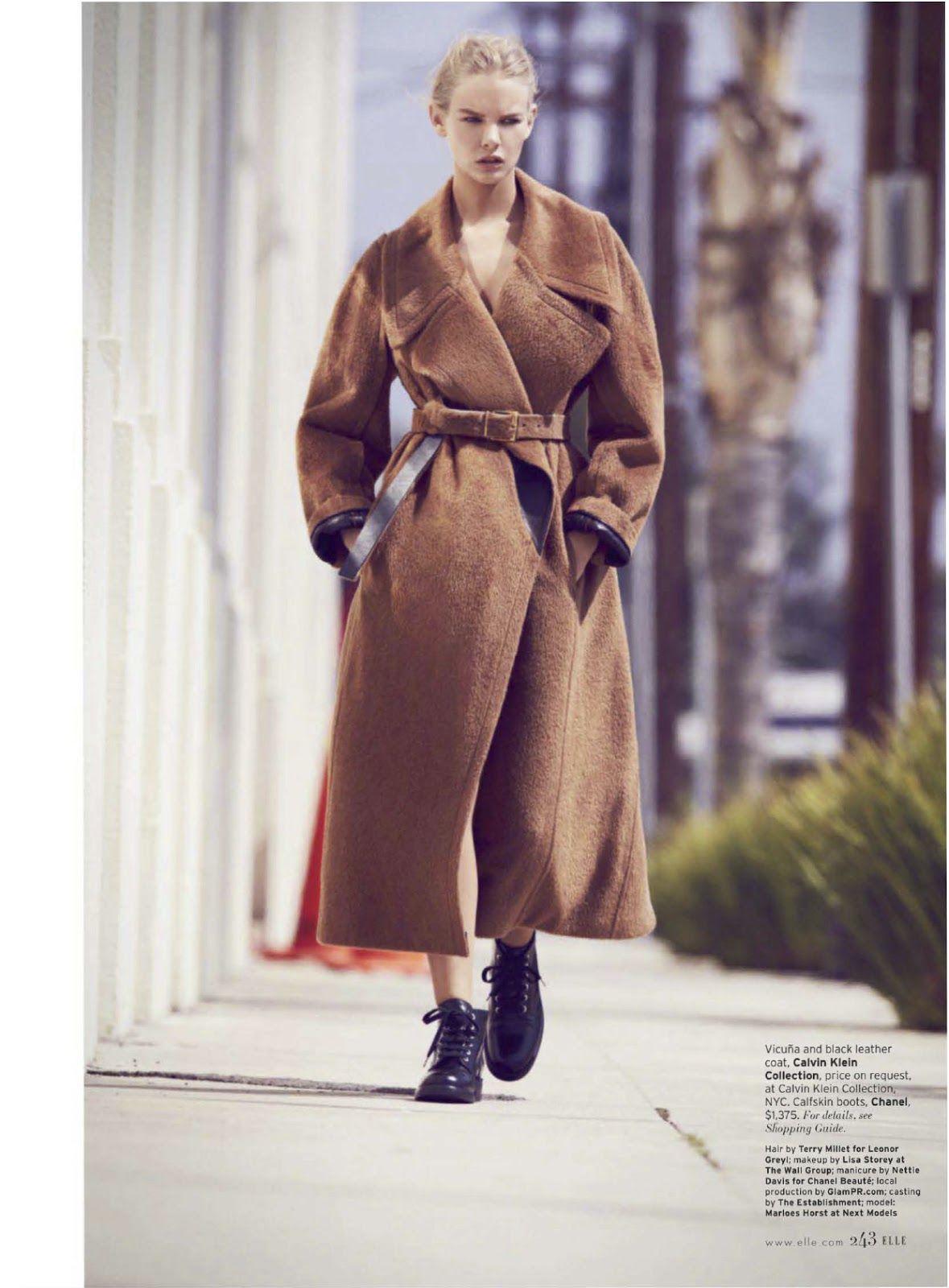 BEST DRESSED by Bruno Staub  ELLE Magazine
