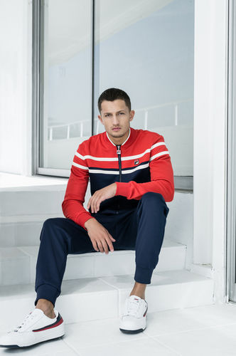 Fila Heritage Campaign by ROBERT WUNSCH