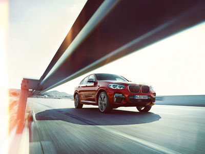 the all new BMW X4 by Igor Panitz