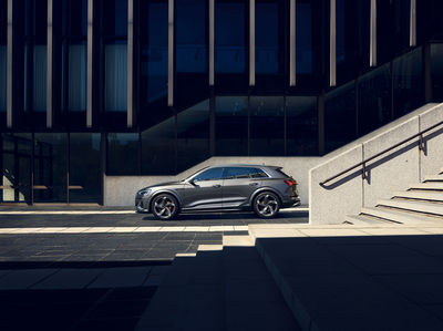 """Electric with an """"S"""" / Frithjof Ohm incl. Pretzsch for Audi"""