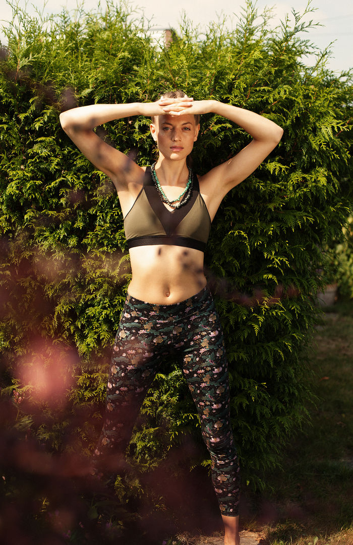 THOMAS ZIELINSKI · Blossom in the Garden · A Yogic Editorial for OGNX