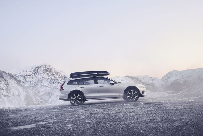 THIS IS MADE for Volvo Winter Campaign