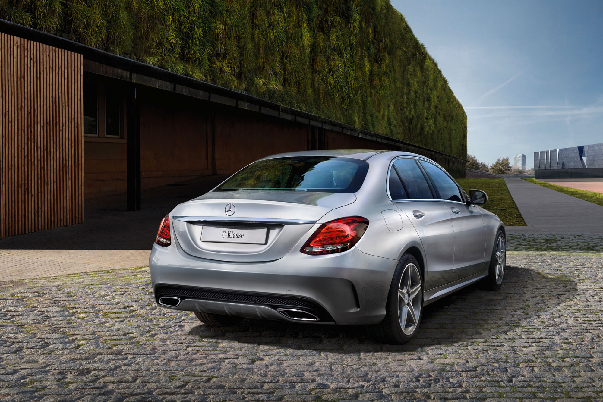 JAN FRIESE for MERCEDES BENZ