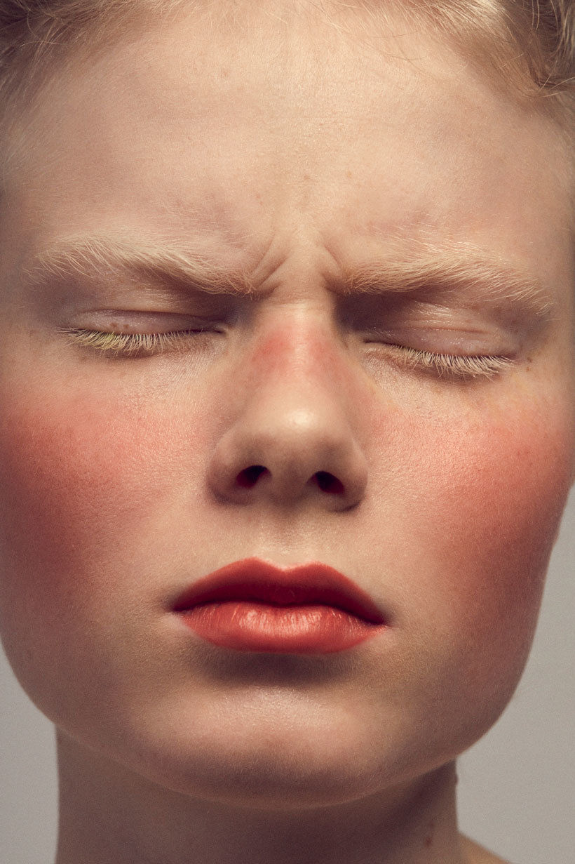 COSMOPOLA |Beauty work by FRAUKE FISCHER