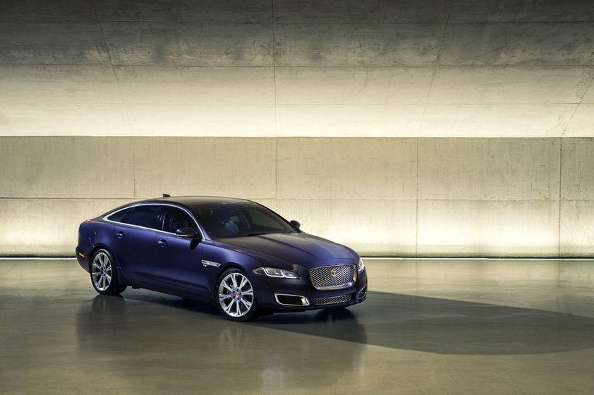IMAGE NATION S.L. for Jaguar XJ & XJ R