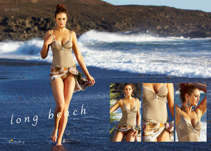 AGENTUR ROUGE : Anja EL SAWAF for FUERSTENBERG BEACH WEAR