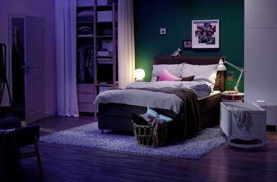 IKEA Sleep campaign shot by Jeroen van der Spek