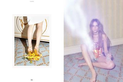 MAGDA WUNSCHE & AGA SAMSEL for Glamour Poland