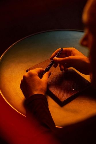BIRGIT STÖVER ARTISTS: EMIL LEVY for MONTBLANC