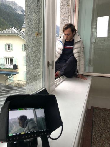 COSMOPOLA – Marc Thirouin - From Paris to Chamonix