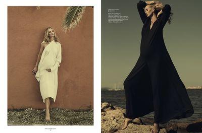 ROCKENFELLER & GöBELS: Fernando Gomez for Vogue Ukraine January 2019