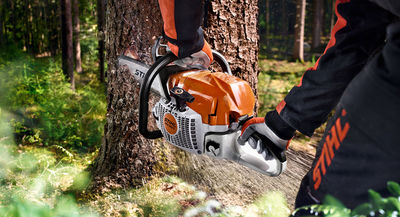 KELLY KELLERHOFF : Andreas HEMPEL for STIHL