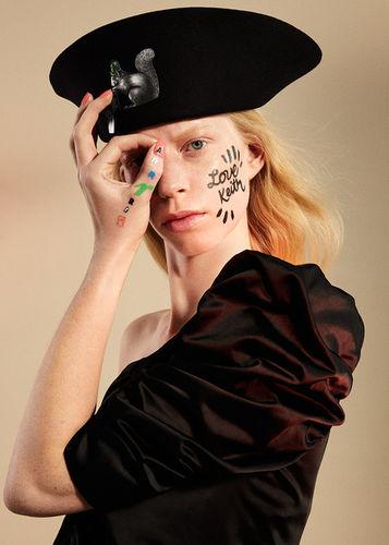 HILLE PHOTOGRAPHERS: Anja Boxhammer for Factice Magazin