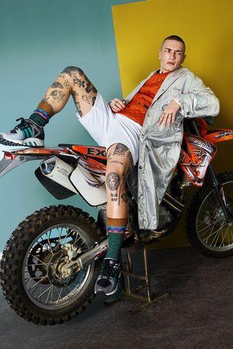 HILLE PHOTOGRAPHERS: Johannes Graf for InStyleMen Magazine