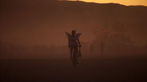 CHRISTA KLUBERT PHOTOGRAPHERS: Joel Cartier - Burning Man