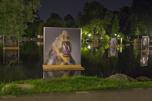 FESTIVAL LA GACILLY-BADEN PHOTO/Gerd Ludwig