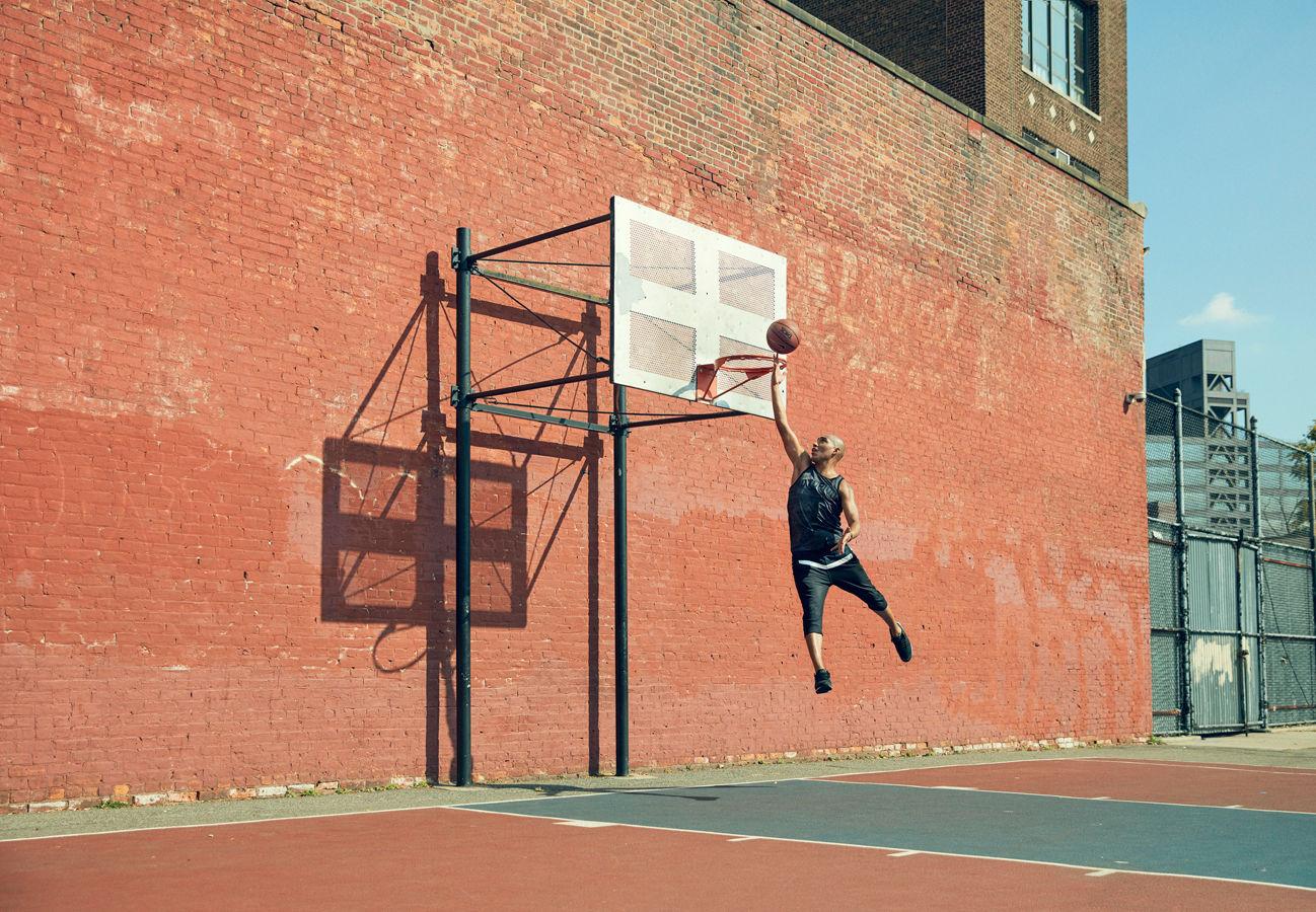 PERSONAL: Basketball by Jean-Yves Lemoigne