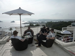 CANNES 2011 : MARKENFILM - terrace
