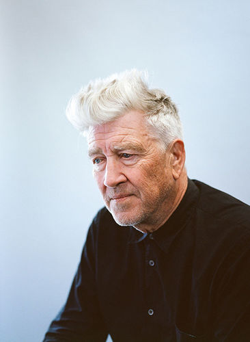 David Lynch for MONSTER CHILDREN by DAVID BLACK c/o GIANT ARTISTS