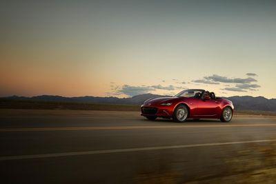 Jeff Ludes for Mazda MX-5