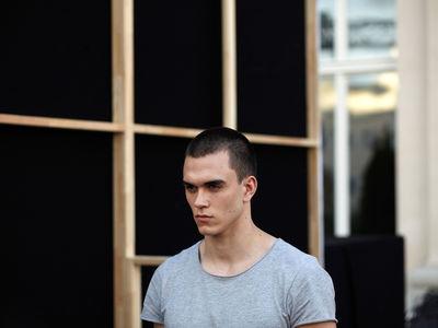 JENS KAESEMANN, Berlin Fashion  Week