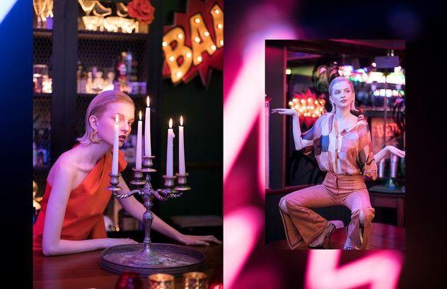 VIVA MODELS: Weronika Kulas for Elle Portugal August 2019
