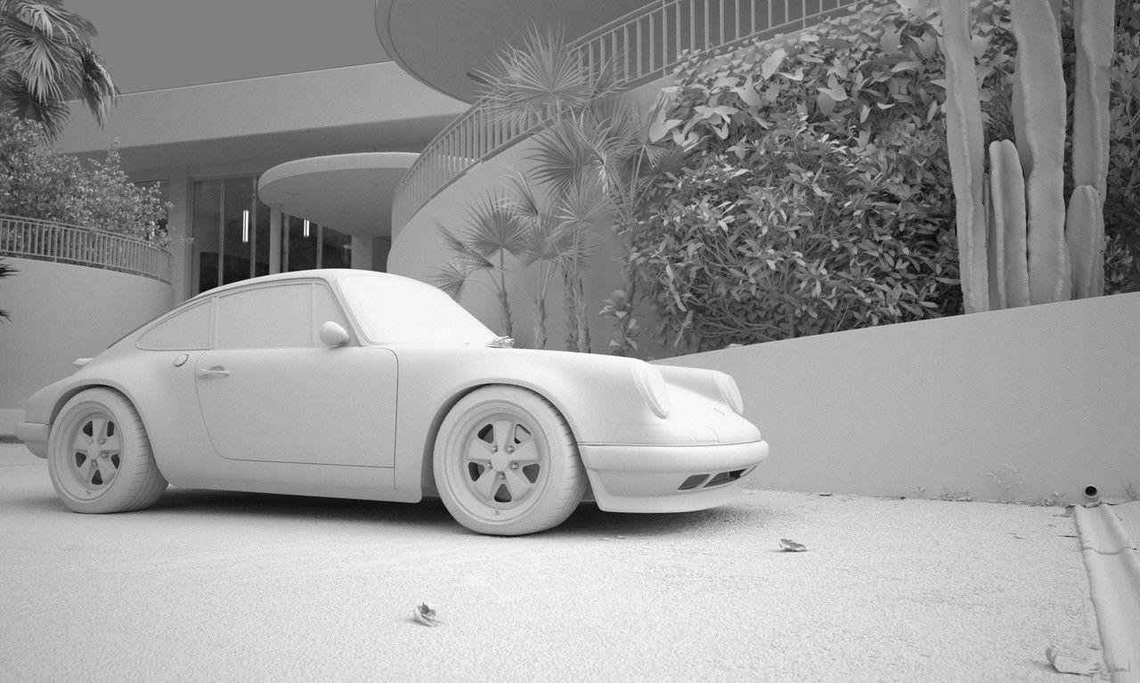 TOM GRAMMERSTORF : FULL CGI / 360 Grad Set for Lifestyle & Transportation Shootings
