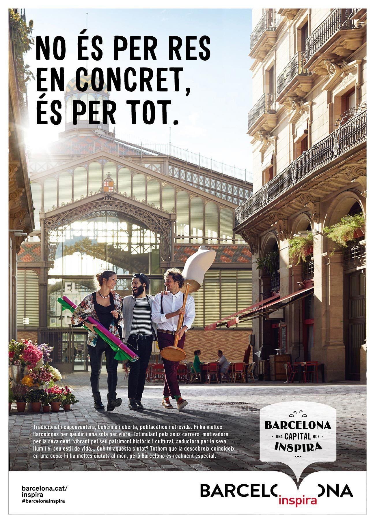 BARCELONA INSPIRA BY CARLES CARABI