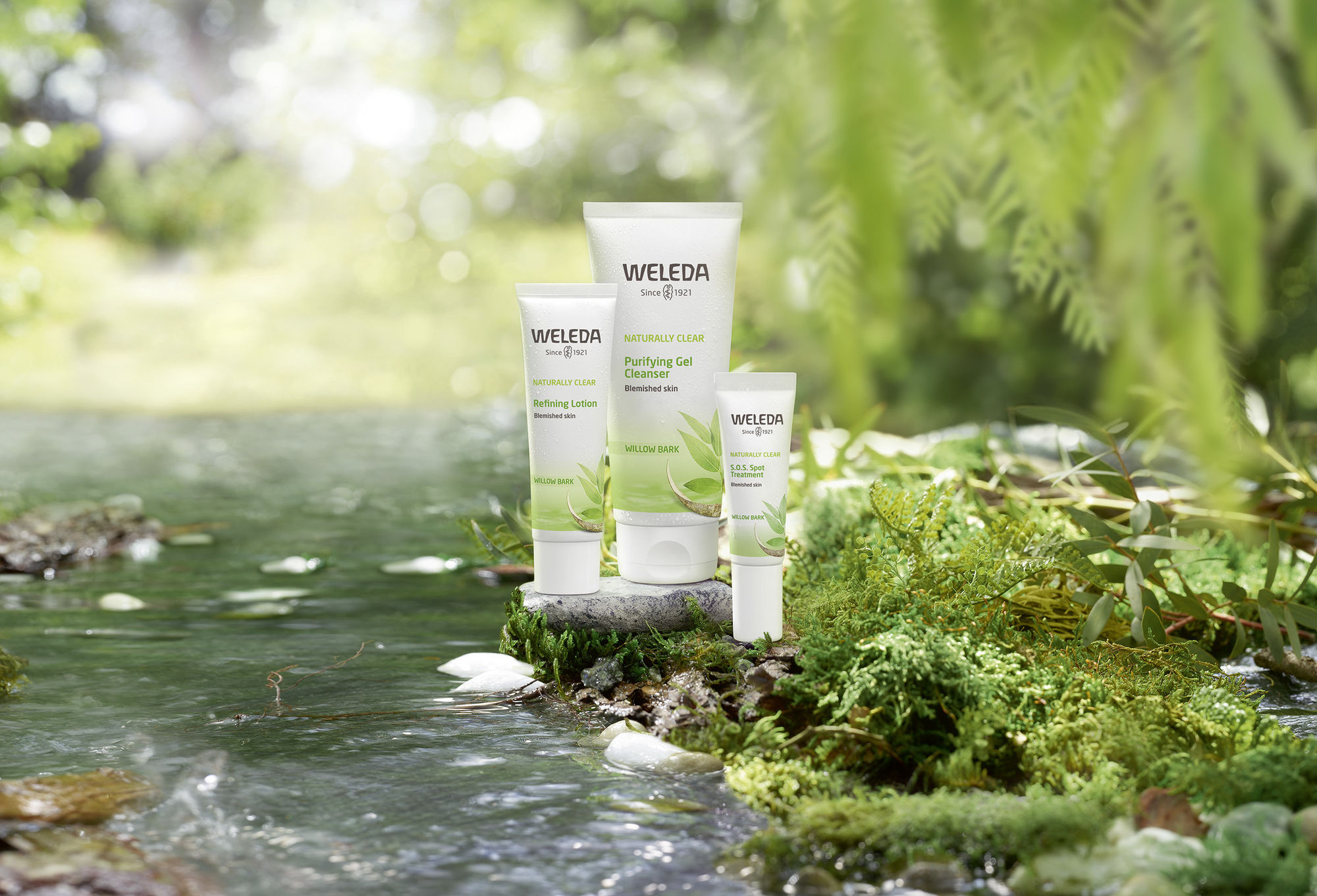 DIRK WEYER for WELEDA