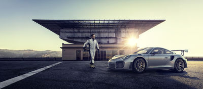 WE! SHOOT IT - PORSCHE GT2 RS