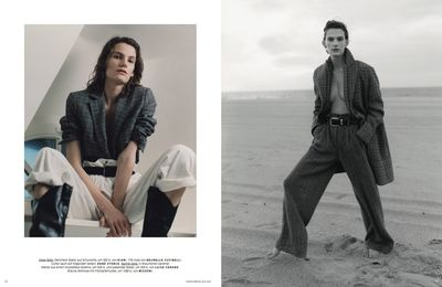 PRODUCTION BERLIN - German Vogue -Sylt