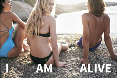 WILDFOX RUNNING: Johannes Knuth for Arena Campaign and TVC in Cape Town