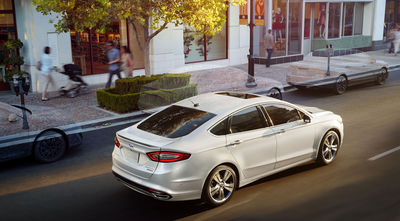 JEFF LUDES : Ford Fusion