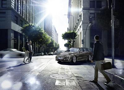 BMW 5series Touring