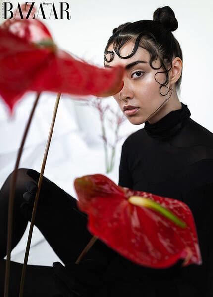 New Artist : Valentina TEINITZER c/o BIGOUDI, Floral Stylist & Botanical Set Designer for Harper's Bazaar Vietnam