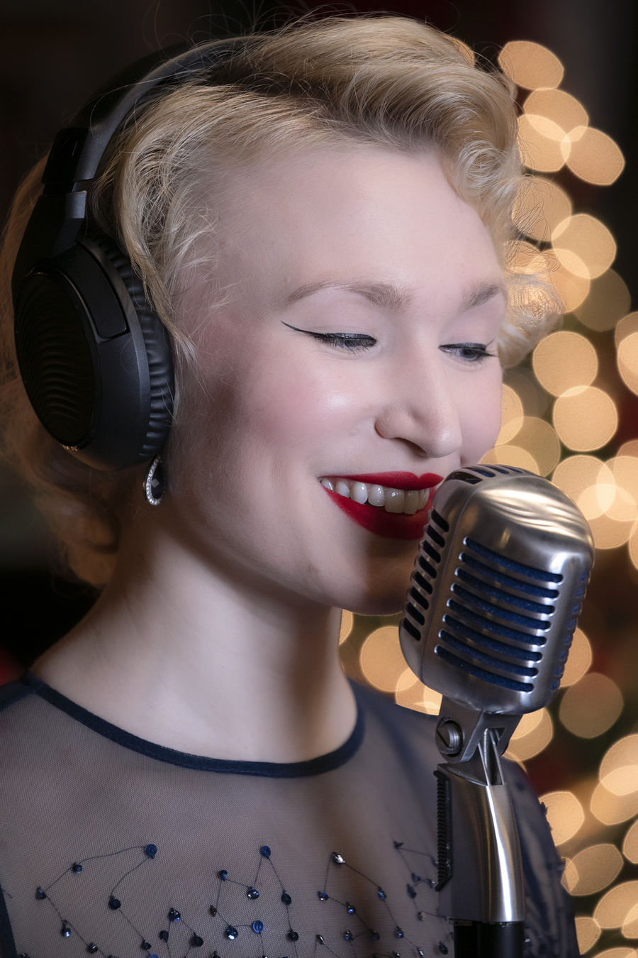 Voices: Voice actor and singer Allyson Briggs