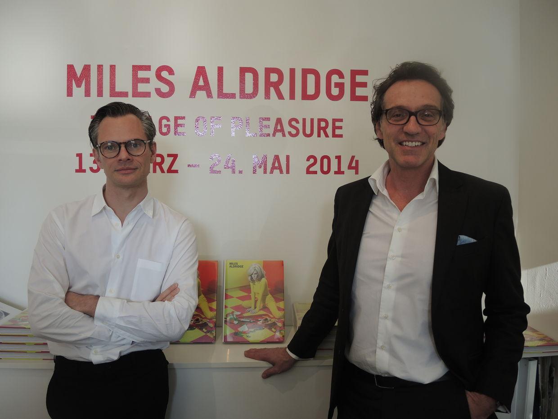 MILES ALDRIDGE The Age of Pleasure