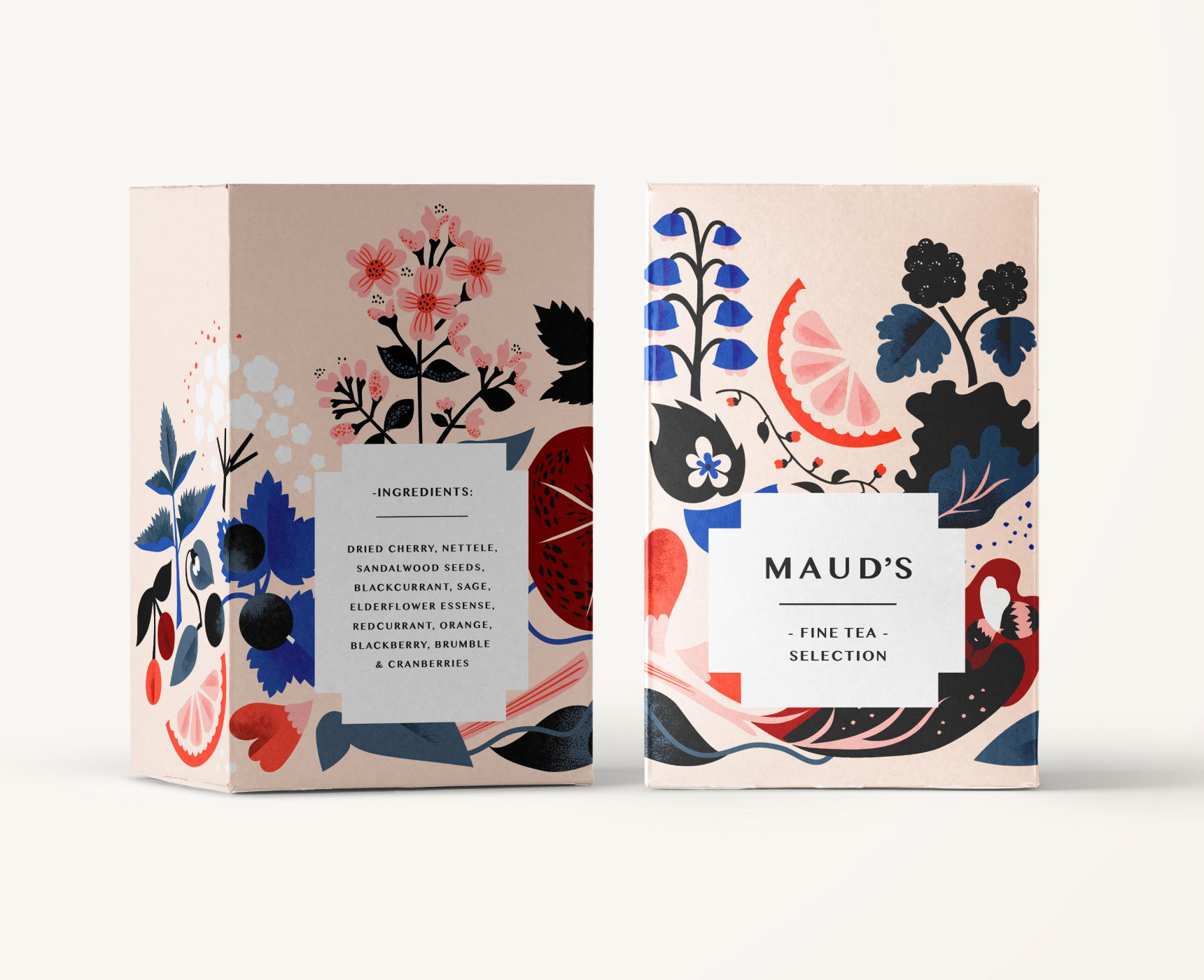 DARLING CLEMENTINE c/o AGENT MOLLY & CO for Mauds Tea