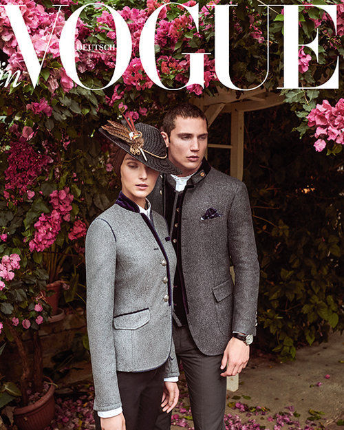 IMAGE-SPY : Lodenfrey Special for German VOGUE