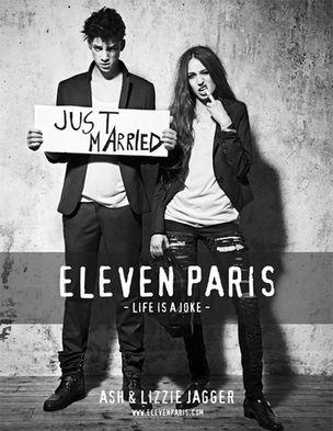 STEFANI NENNECKE : Sune CZAJKOWSKI for ELEVEN PARIS