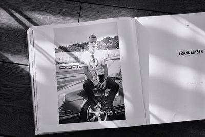 PORSCHE WERKSEINSATZ - a book by FRANK KAYSER
