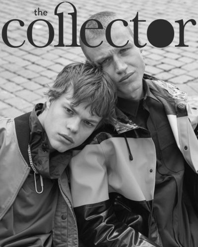 THE COLLECTOR #2 - FASHION STYLIST MIKE YORK PHOTOGRAPHER ANDREAS ORTNER