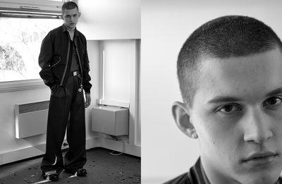 LUNDLUND: Johan Sandberg for Dior Magazine