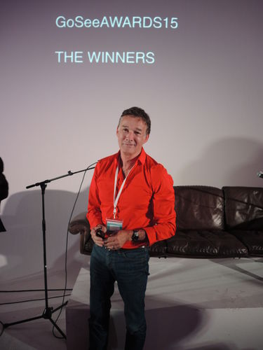 GOSEEAWARDS15 at #UPDATE15BERLIN