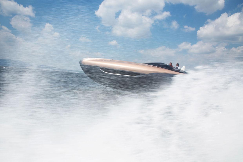 WOLFGANG GROEGER-MEIER  : Lexus Yacht
