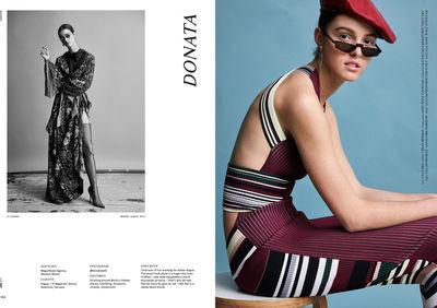 RAMONA REUTER Post Production for J'N'C Magazine, Photos Max VON TREU