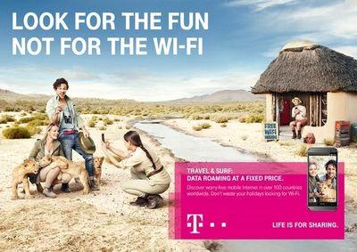 WALDMANN SOLAR : Arthur Mebius for Deutsche Telekom AG