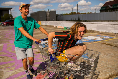 ANATOL GOTTFRIED - SEAT ARONA @Lollapalooza Berlin